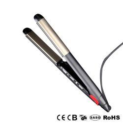 휴대용 세라믹 전기석 머리 컬러 직선기의 1 소형 편평한 철에 대하여 2