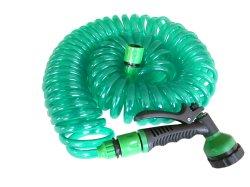 Insieme del tubo flessibile di giardino di spirale della bobina dell'unità di elaborazione del poliuretano TPU