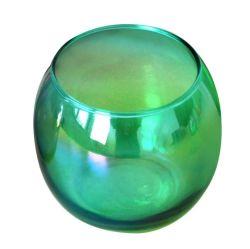 Kugel-Form farbiger Glaskerze-Halter