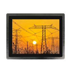 15 pouces de Linux en Métal Touch Panel PC industriel tout en un Tablet PC sans ventilateur