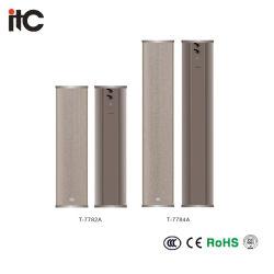 Aluminiumlegierung wasserdichter IP-Netz-Spalte-Lautsprecher