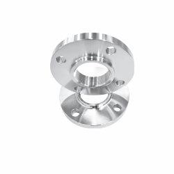 Aço inoxidável DIN/ANSI/Cortina de aço carbono/TV/flanges soldadas com Processo CNC