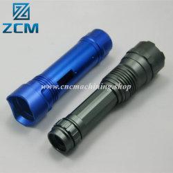 Hoge snelheid die Naar maat gemaakte Kleine Orde 40mm machinaal bewerken Shell het Aluminium die van de Staaf Delen machinaal bewerken