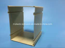 ASA en plastique pour la vente au détail des profils d'Extrusion & Construction