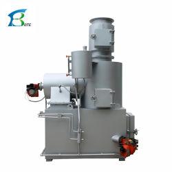 O incinerador portátil do Hospital para tratamento de resíduos sólidos de Substâncias Perigosas