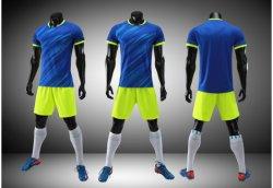 通気性の衣服に着せる新しい方法人のスポーツの摩耗のサッカーのワイシャツのFotballの服装のサッカーかFotballジャージーCustome