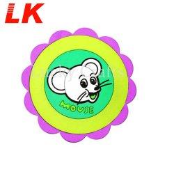 Nouveau produit en PVC souple PVC Coaster Coaster acrylique Coaster