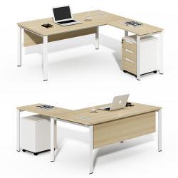 Деревянная мебель Постоянный настольный Исполнительный Менеджер управления таблицы