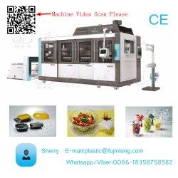 生物分解性のプラスチック使い捨て可能な製版の生産ライン機械価格