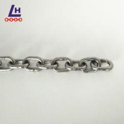 La norme australienne en acier inoxydable 304 de la chaîne de liaison régulière