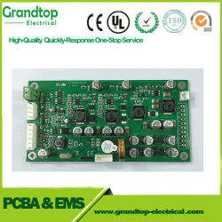 Placa do Controlador do Robô industrial e a montagem da placa de circuito PCBA