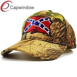 6 het Honkbal GLB van het Comité met 100% Cotton De Stof van de camouflage