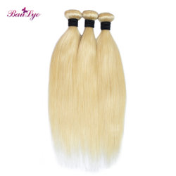 заводская цена шелковистой прямой 613 русые связки индийского прав Virgin волос