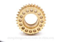 Personnalisés avec précision les pièces d'usinage CNC aluminium/laiton/acier inoxydable