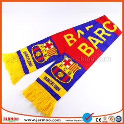 L'Écharpe de tricot jacquard acrylique personnalisé