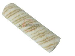 Microvezel verfroller borstel/verfkwast 12 mm Nap, verfgereedschappen