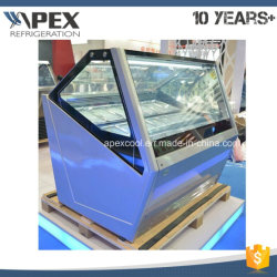 Ice-Cream vitrina de exposição