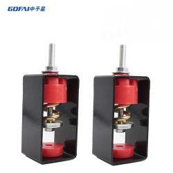 Primavera o isolador de vibração para Tectos/Prova de Suspensão Superior/forro do suporte pendular Cabide para o projeto à prova de som