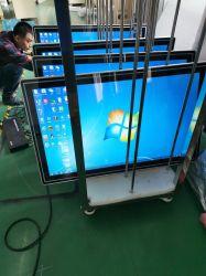 Monitor de pantalla táctil capacitiva pantalla del monitor LCD Monitor Digital Signage con luces LED para publicidad Player