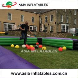 Pied gonflable billard snooker jeux de ballon de football Sports Interactive