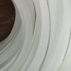 4 Via PTFE puro Gaxeta de vedação de Teflon de fibra