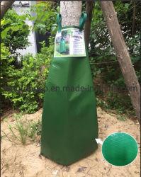 紫外線証拠のPEの物質的な給水系統遅いリリース潅漑袋20ガロンの木のウォーターバッグ