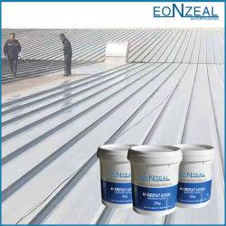 Reparación del techo de metal Water-Based impermeabilizante acrílico la Pintura de recubrimiento impermeable