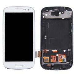 شاشة عرض LCD من China Lowprice لـ Samsung Galaxy S3