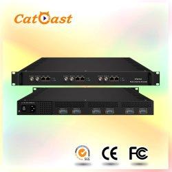 CATV、IPTVのための多重チャンネルSD H. 264 IPのエンコーダ