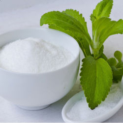 Natuurlijk Zoetmiddel Stevia Stevioside met de Hoge Zoetheid van de Suiker