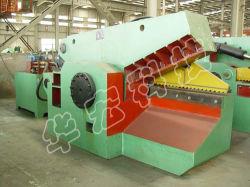 Hydraulisches Scherautomatische aufbereitenausschnitt-Maschine des Altmetall-Q43-3150