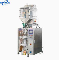 La Chine forme verticale de gros fabricant de machine de conditionnement d'étanchéité de remplissage pour le riz oreiller de l'emballage