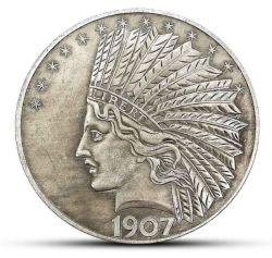 des Metall3d Gold überzogene Geschenke Andenken-Münzen-Andenken-Münzen-Goldheiße verkaufende nach Maß UAE-Aman