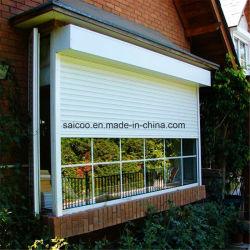 Cilindro de Controle Remoto Shuttern Portas e janelas transparentes de obturação do Rolete