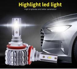 C6 S1 S2 X3K1 2PCS Farol do Carro Csp Chip SMD LED H7 Lâmpadas LED H4 H1 H7 H8 Kit de Faróis H11 9005 9006 para lâmpada LED 12V AUTOMÁTICA 12000LM