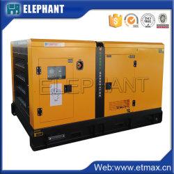 60kVA 디젤 엔진 발전기 냉각되는 무브러시 발전기 물