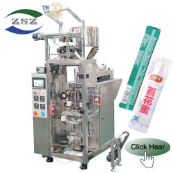 Zsz 꿀 주스 가금은 부가적인 포장 기계를 공급한다