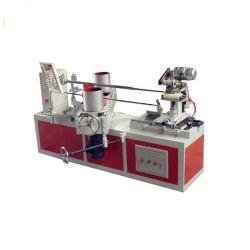 سعر رخيص صغير حلزوني كرافت ورقة أنبوب أنبوب آلة تصنيع النواة