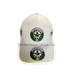 Рекламные вышивкой логотипа LED хлопка с поля для гольфа