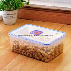 Recipiente di plastica materiale di rettangolo pp per memoria 2500ml dell'alimento