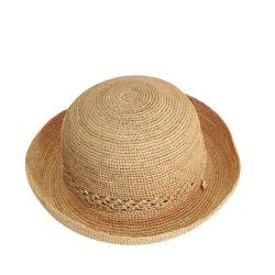 Cappello di Panama poco costoso tessuto modo della paglia della rafia di estate del Crochet