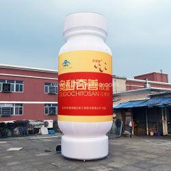GM1005良質の薬は膨脹可能なモデルをびん詰めにする