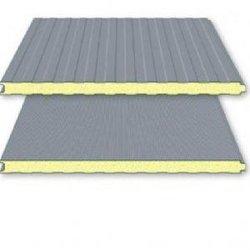 Alta densidade do tipo sanduíche de poliuretano usados para PU Sala Fria retráctil/painel de parede