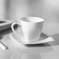 De in het groot Fijne Reeksen van de Kop van de Thee van de Mok van de Koffie van de Thee van China van het Been Vierkante voor Verkoop