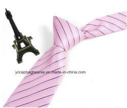 Cravatta 100% degli uomini del tessuto del poliestere