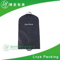 Kundenspezifische faltbare nicht gesponnene Klage-Deckel-Kleid-Kleid-Beutel