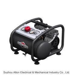 El compresor de aire sin aceite 3300341 3 galón/12 Litros de la tecnología de energía tranquila Briggs & Stratton