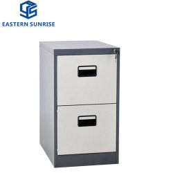 Luoyang Lateral Width 2 Laden Eén Knop Security Steel Filing Cabinet