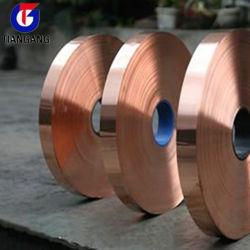 En bronze phosphoreux bobine de bande en bronze phosphoreux
