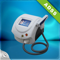 Laser 1064nm/532nm van de Levering van de Macht ADSS Nd-YAG voor het Product van de Schoonheid van de Verwijdering van de Tatoegering en van de Verwijdering van de Moedervlek